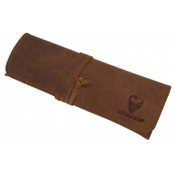 GERMANUS Albrunus Pencil Case - Made in EU - Leather