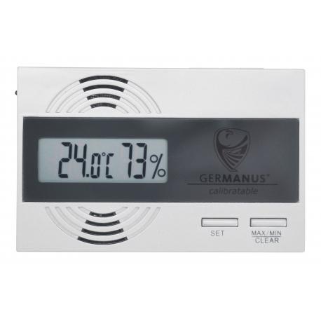 GERMANUS® Digital Hygrometer