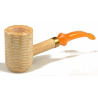 Original Missouri Quality Corncob Pipe - Shape: Pot 'O Gold - Limited