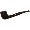 GERMANUS Pipe - Made in Italy - Bing short, brown, Sand