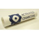 Molina Charcoal 9mm Pipe Filters, 250 Filters
