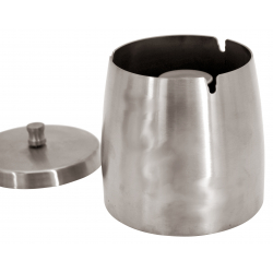 GERMANUS Storm Ashtray from Stainless Steal massive