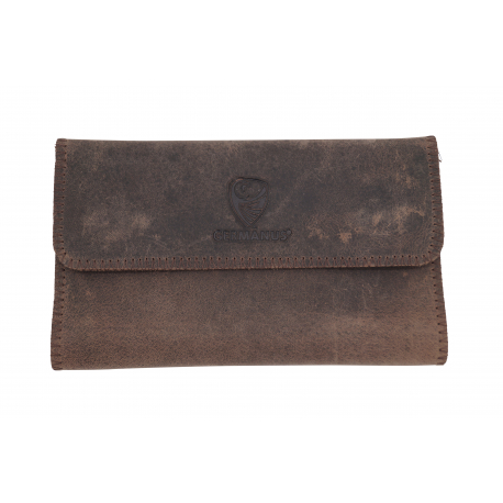 GERMANUS Tobacco Pouch - Strong Cow