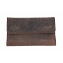 GERMANUS Tobacco Pouch - Made in EU - Strong Wild Cow