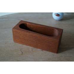 Pipe Holder for Calabash Pipe - Made In Germany from precious Wood