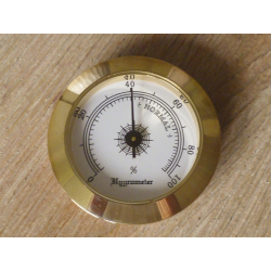 Hygrometer Replacement for Humidor 50 mm