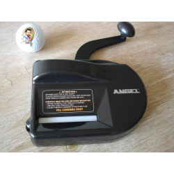 ANGEL ® Angel Magic Black Premium Stopfmaschine für Zigaretten