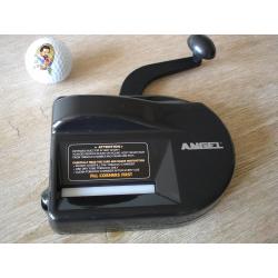 ANGEL ® Angel Magic Black Premium Stopfmaschine für Zigaretten