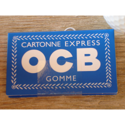 OCB Blue Cigarette Papers