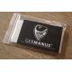 GERMANUS Zigarren Tabak Befeuchter Humidor Kristalle Pad Acrylpolymere Watte Vlies Fleece