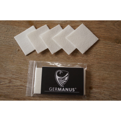 GERMANUS Humidor Humidifier Pads German Acrylic Polymer Fleece Crystals