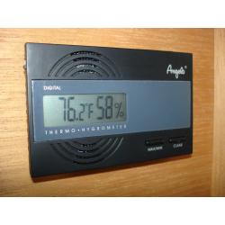 ECCJ TESTSIEGER - Angelo® - Digital Humidor Hygrometer