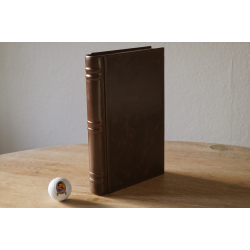 Liber Primus - Cigar Humidor hideout looks like book