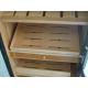 GERMANUS® Cigar Humidor Cabinet with GERMANUS Pad Humidifier for ca 6000 cigars