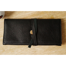 Innovative Tobacco Pouch, Black - Type 2