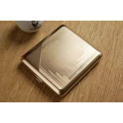 Cigarette Case - Made in Germany - Design Nickel A