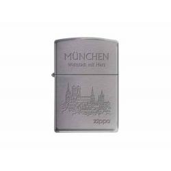 Zippo Lighter - Munich München
