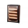 GERMANUS® Cigar Humidor Cabinet with GERMANUS Pad Humidifier for ca 200 cigars