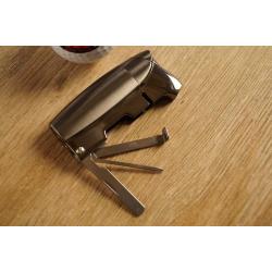 Pfeifenfeuerzeug mit Stopfer Pickel und Schaber