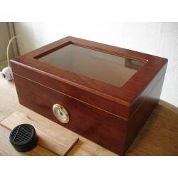 Cigar Humidor Desk III