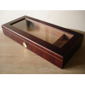 Cigar Humidor with Large Window