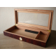 GERMANUS Cigar Humidor with Large Window