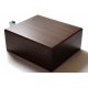 GERMANUS Classic IV Cigar Humidor in brown
