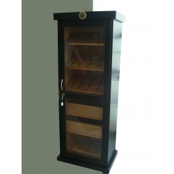 GERMANUS® Cigar Humidor Cabinet with GERMANUS Pad Humidifier for ca 6000 cigars
