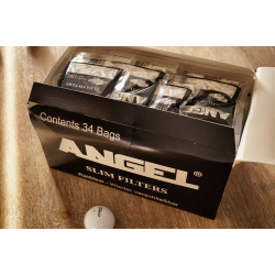 ANGEL Cigarette Rolling Filters Slim, 6mm