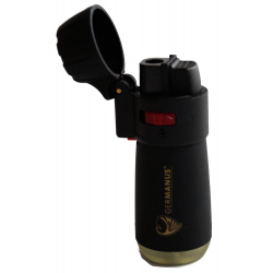 GERMANUS Reliable Jetflame Lighter for Cigar and Pipe - FZ2