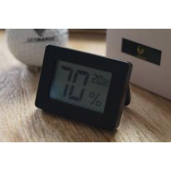 GERMANUS Digital Humidor Hygrometer