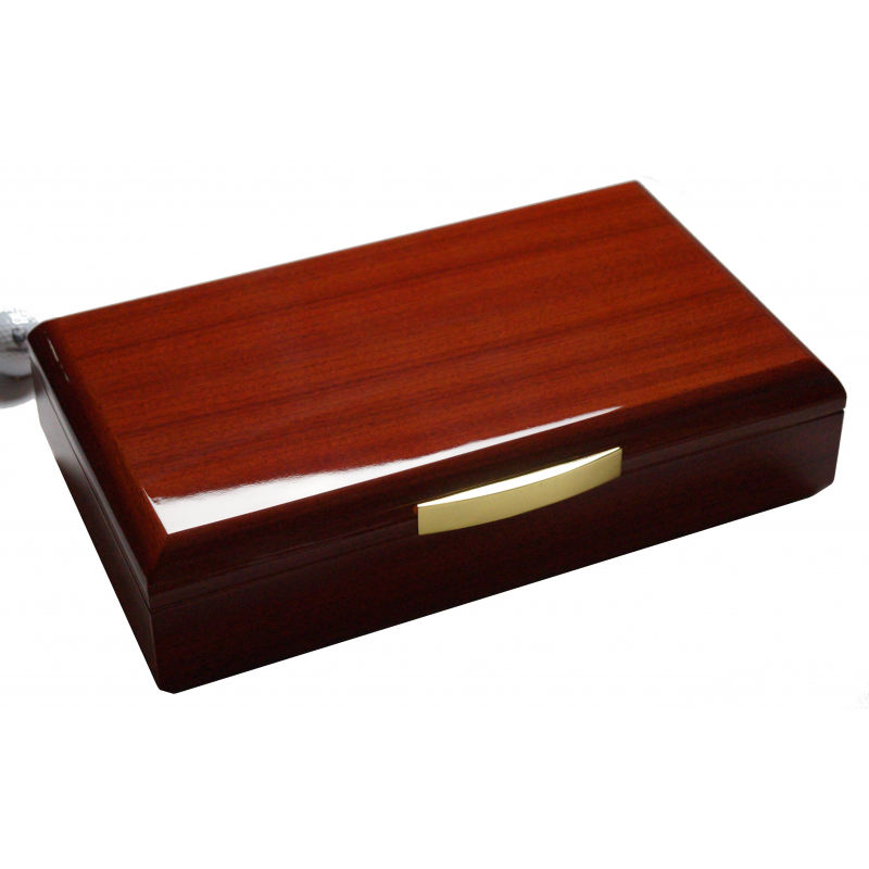 Germanus Licca Cigar Humidor With Digital Hygrometer
