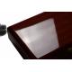 GERMANUS Licca Zigarren Humidor mit Digital Hygrometer und Metall Befeuchter für ca. 100 Zigarren