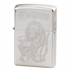 Zippo Lighter - Bavaria - Bayern, Germany