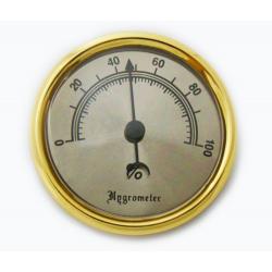 Hygrometer als Ersatz für Humidor 70 mm