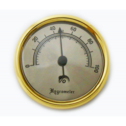 Hygrometer Replacement for Humidor 70 mm