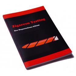 Zigarren Tasting - Das Degustations-Album : Buch