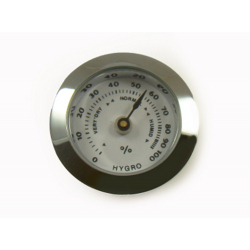 Hygrometer Replacement for Humidor 20mm