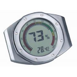 Kalibrierbarer Digital Humidor Hygrometer - Rund III