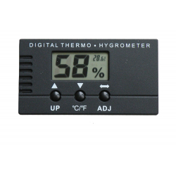 GERMANUS Digital Humidor Hygrometer - IV