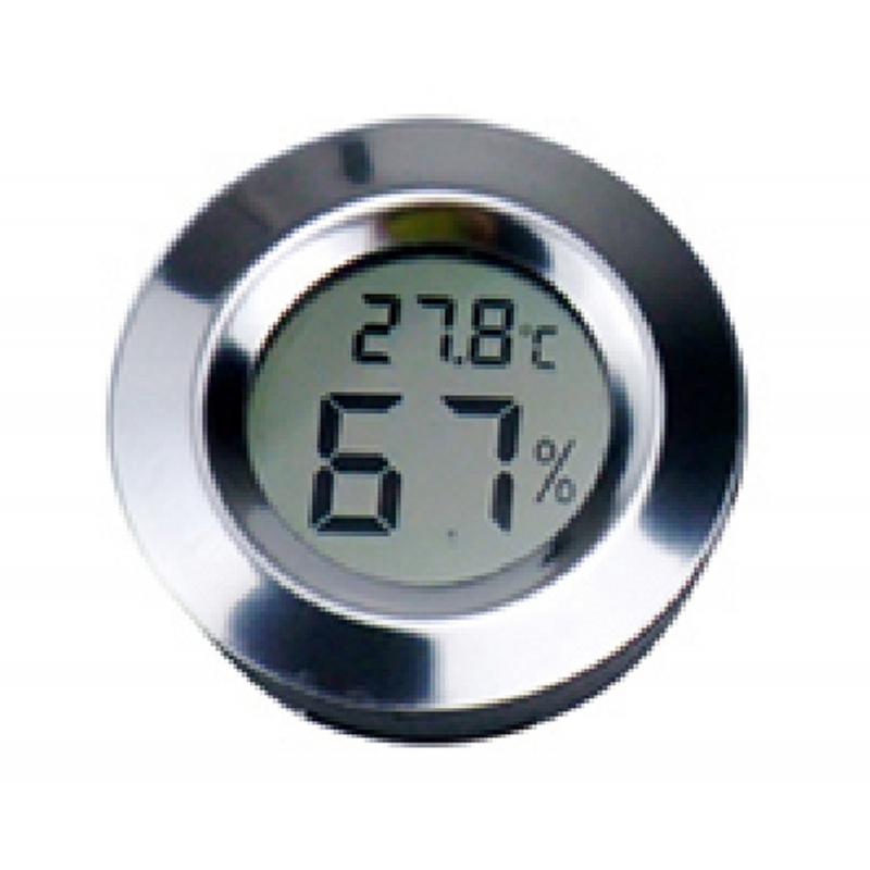 germanus digital humidor hygrometer v tabak pietsch. Black Bedroom Furniture Sets. Home Design Ideas