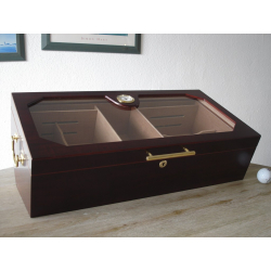 Gastro Truhe Zigarren Humidor - Verpackung lädiert
