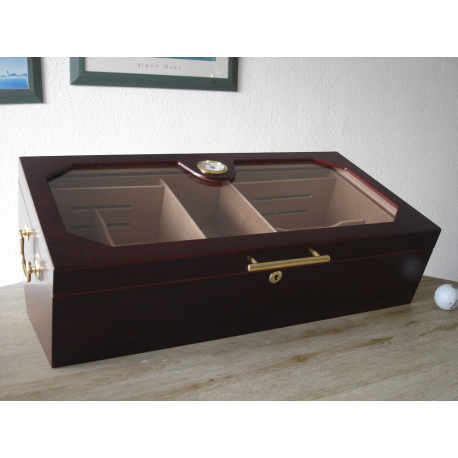 gastro truhe zigarren humidor verpackung l diert tabak pietsch. Black Bedroom Furniture Sets. Home Design Ideas