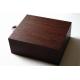 B Ware: GERMANUS Zigarren Humidor für ca. 50 Zigarren, dunkelbraun