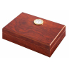 Humidor - Mini Travel Humidor matte brown