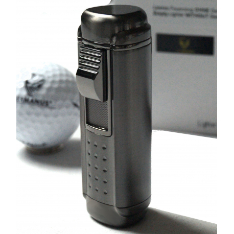 "Reliable Jetflame Lighter ""The Stick"" for Cigar and Pipe"