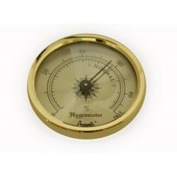 Hygrometer als Ersatz für Humidor 37 mm, Design 2