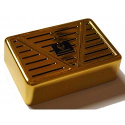 GERMANUS Crystals Humidor Cigar Humidifier - square