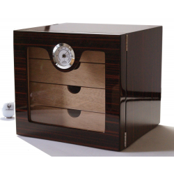 The Cube Dravus Cigar Humidor