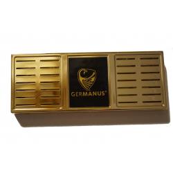 GERMANUS Kristalle Humidor Zigarren Befeuchter - XL
